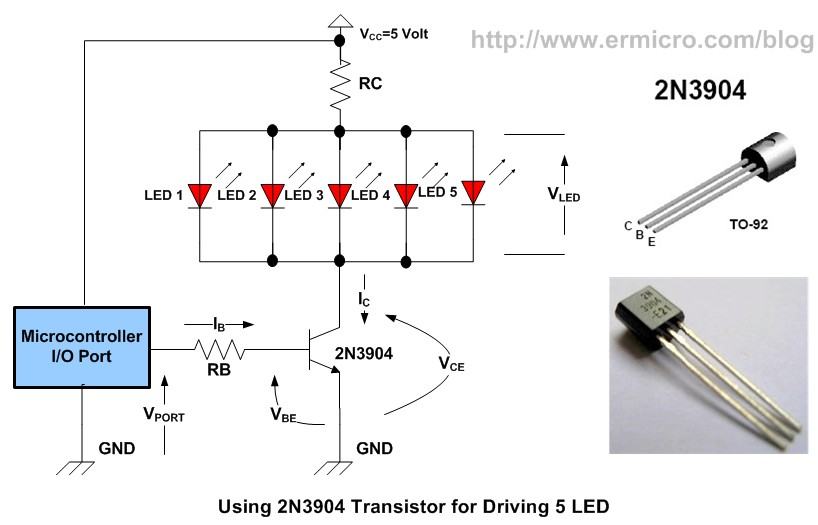 Pnp Transistor Led Driver Circuit Wiring Diagram For Light Switch