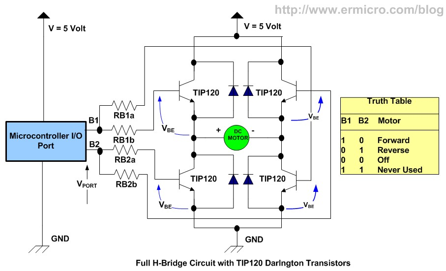 N Channel Mosfet High Side Drive When together with The  m Output Of Dspic Chip Fail To Drive The Motor With H Bridge Circuit besides H Bridge Motor Driver Schematic moreover Remote Controlled Differential Derive Robot moreover Es. on transistor h bridge motor control
