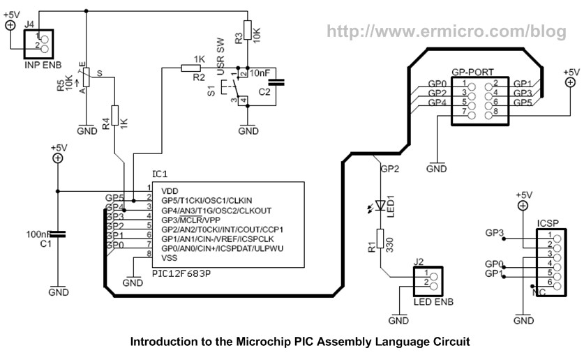 introduction to microchip pic assembler language  u2013 part 1