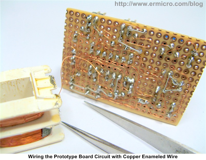 Pleasing Quick And Efficiently Wiring Your Prototype Circuit Board Ermicroblog Wiring Digital Resources Operpmognl