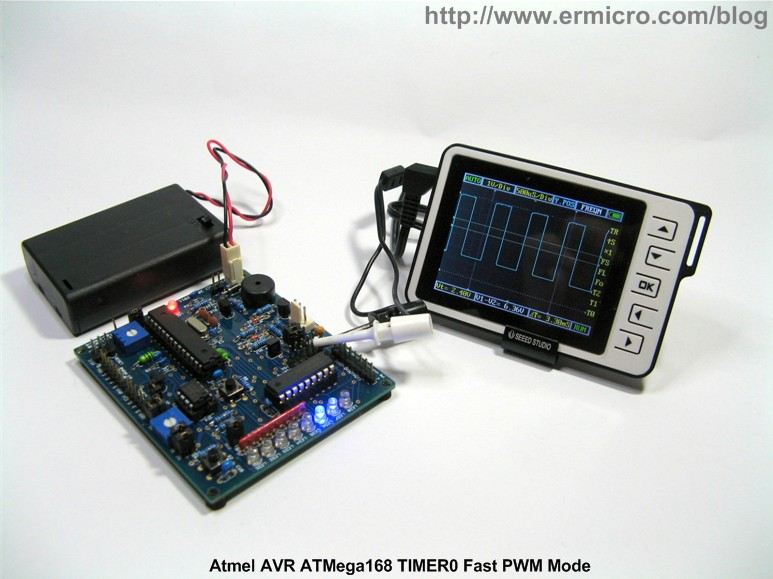 Pwm Modulator Using Op Amp